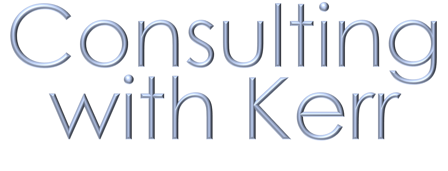Consulting with Kerr Ltd