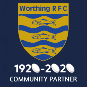 Official Digital Community Partner of Worthing Rugby Football Club